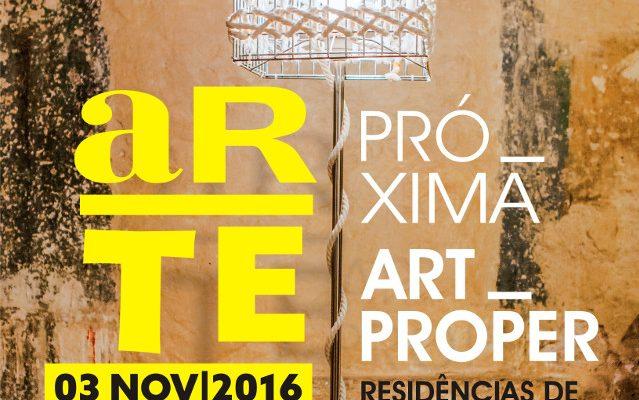 expo cita Arte Próxima 2016