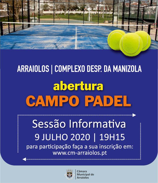 Campos de Padel Arraiolos abertura.jpg