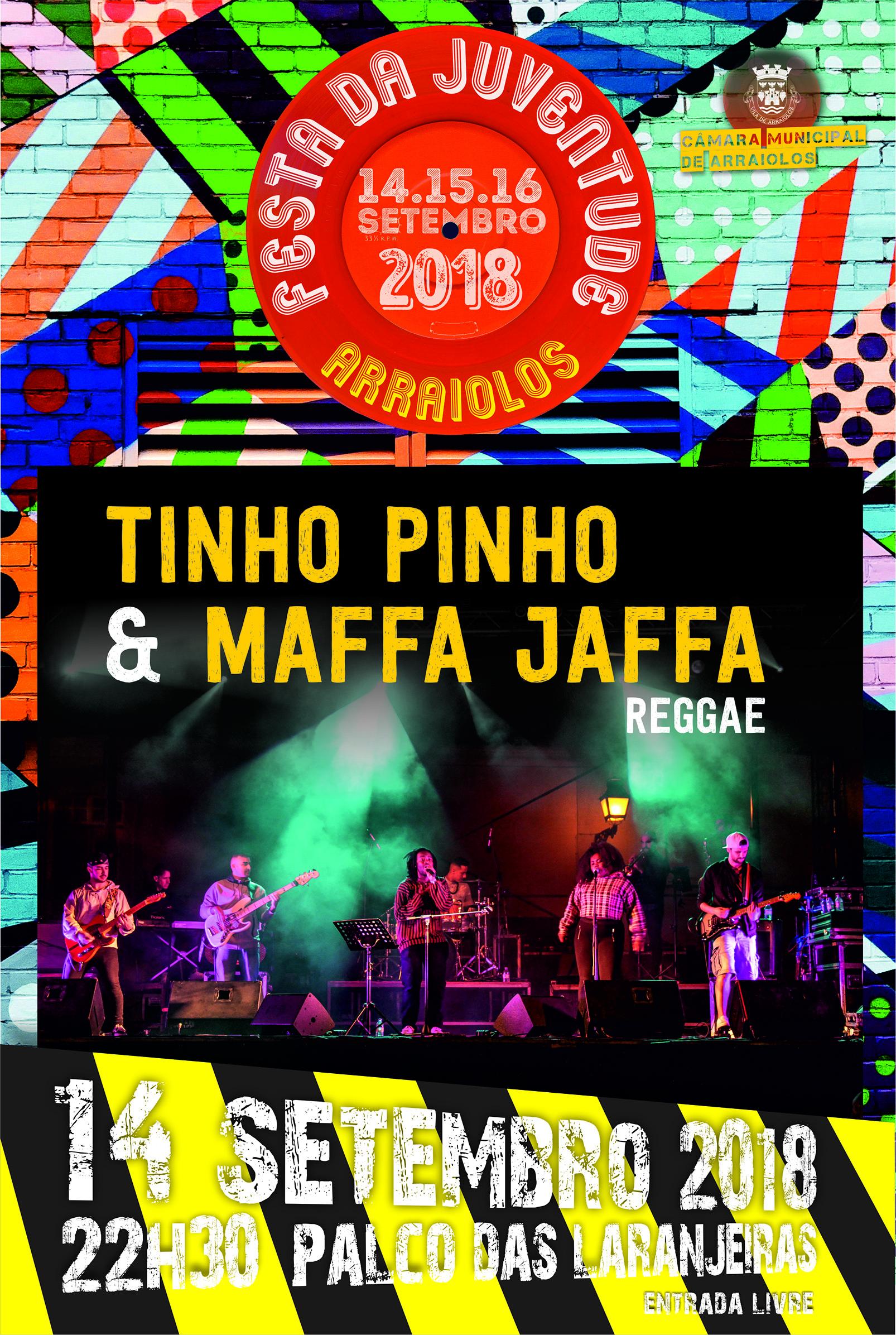 Tinho Pinho e Maffa Jaffa Festa Juve2018.jpg