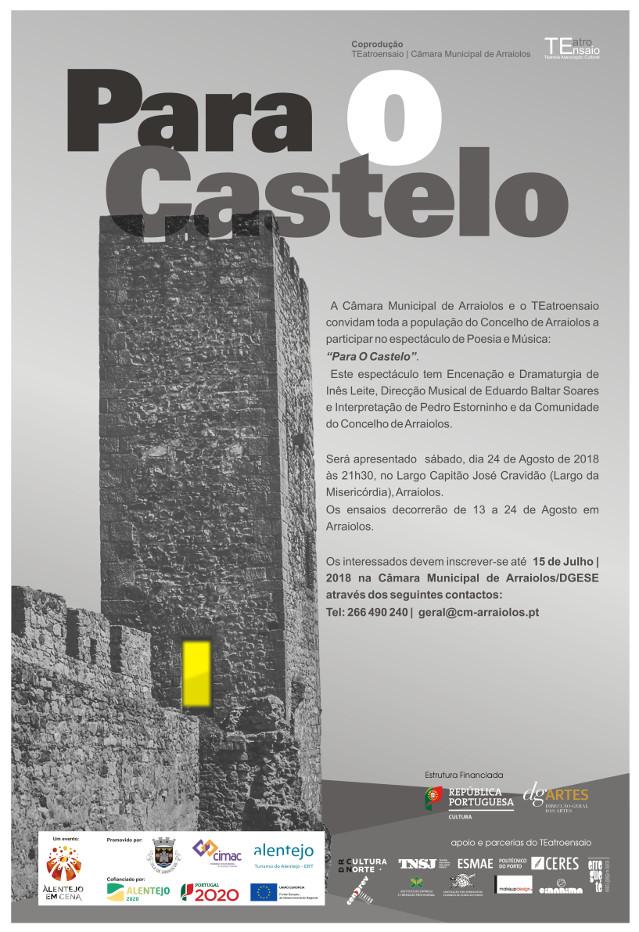 Cartaz Para O Castelo.jpg