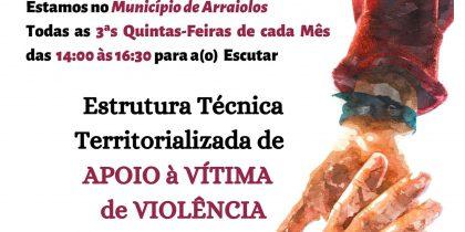 Apoio à Vítima de Violência no Concelho