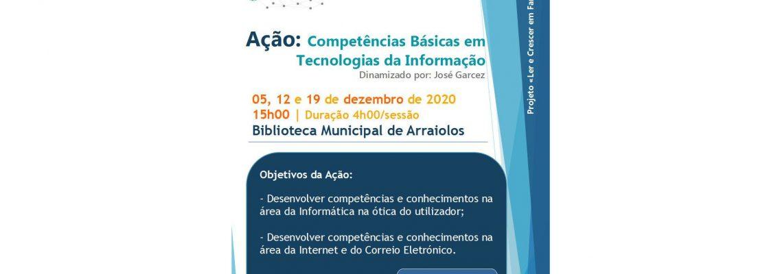 Competências Básicas em Tecnologias da Informação