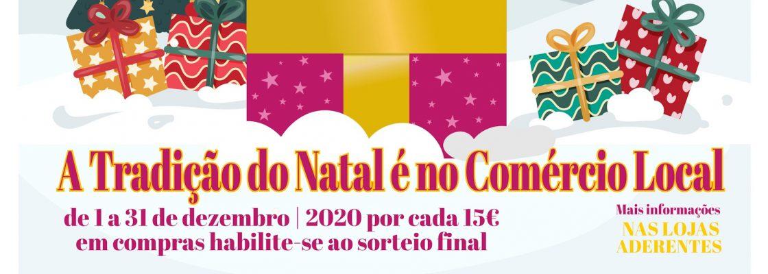 """""""A Tradição do NATAL é no Comércio Local"""""""
