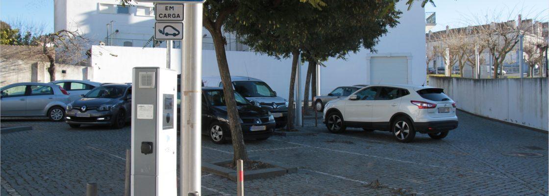 Arraiolos – Rede Piloto de Carregamento de Veículos Elétricos