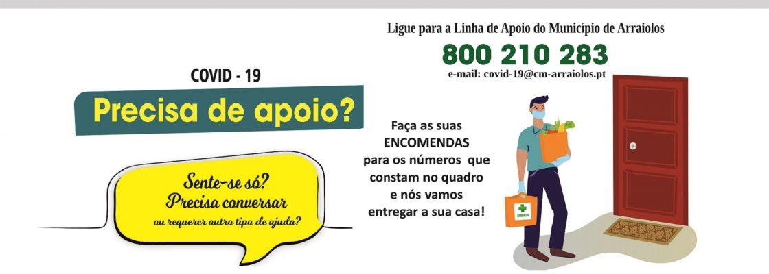 Linha de Apoio Social – 800 210 283