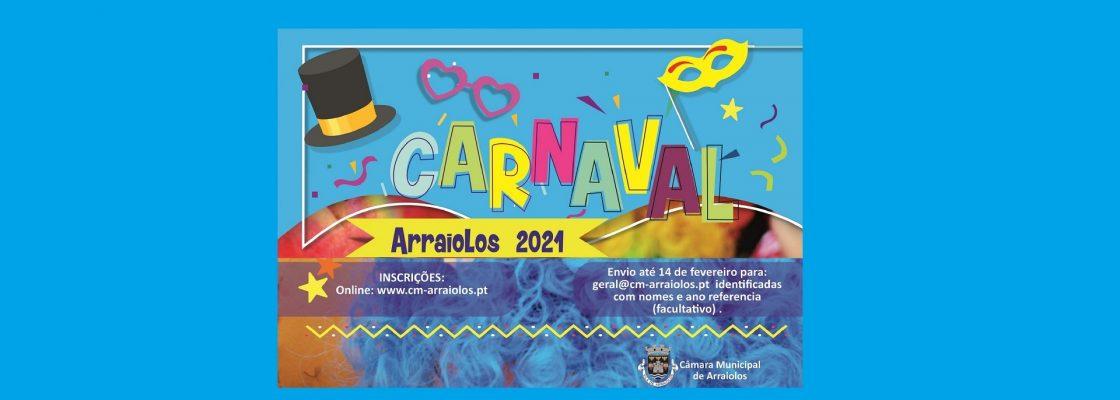 on line – CARNAVAL – ARRAIOLOS 2021