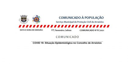 Comunicado n.º 8 SMPC _15 fevereiro 2021