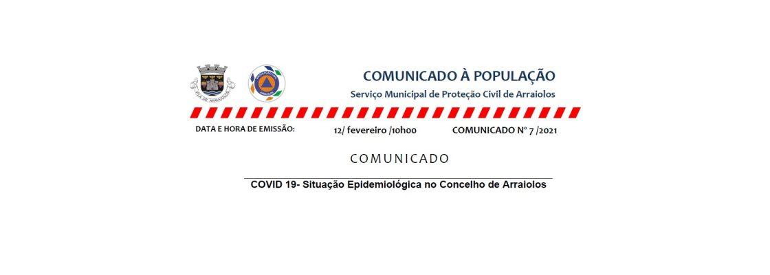 SMPC – COMUNICADO Nº 7 /2021 – 12/ fevereiro