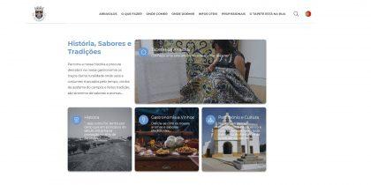 Arraiolos – novo portal de turismo municipal e equipamentos multimédi