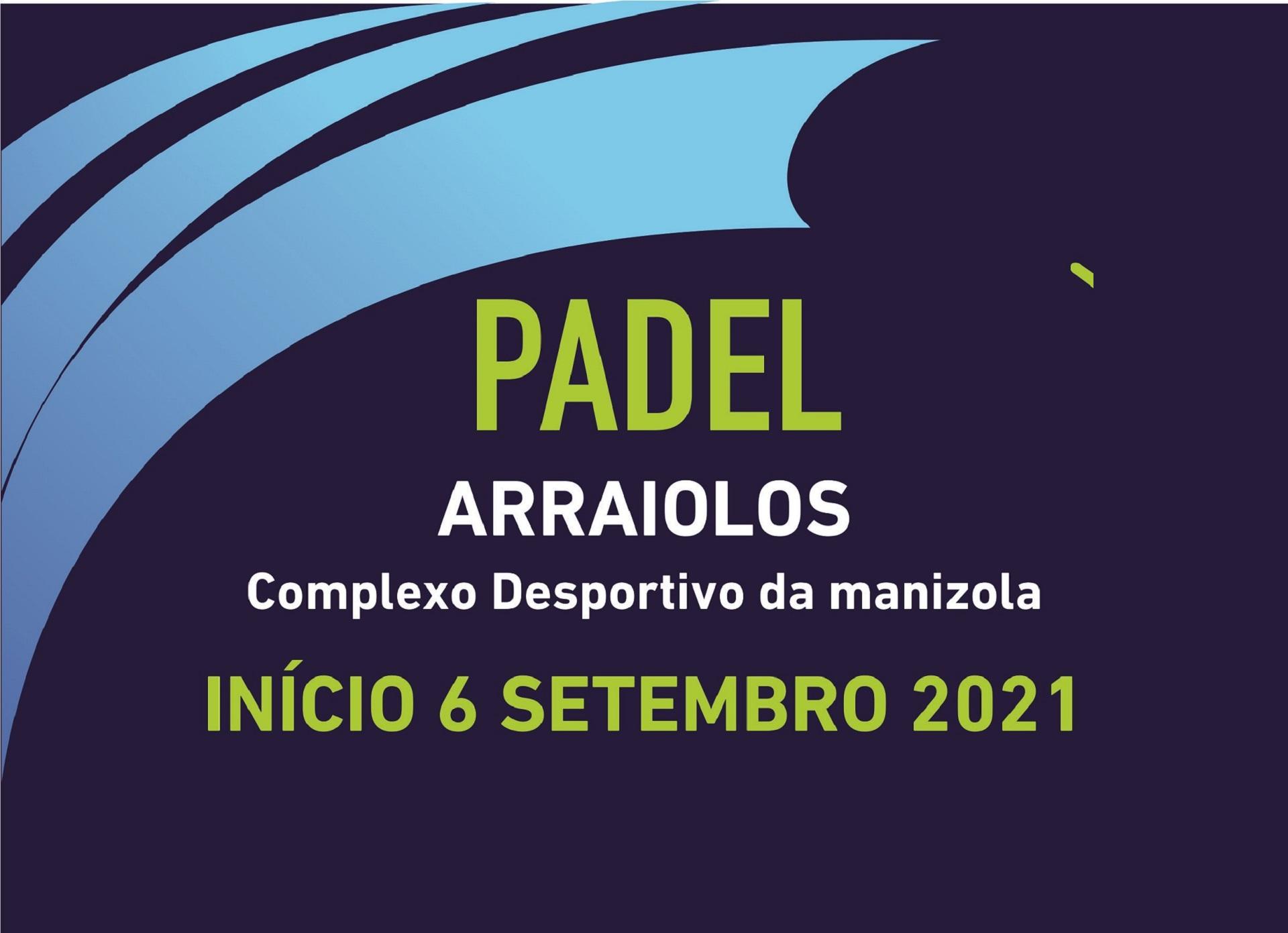 2º Torneio Convívio de Padel em Arraiolos