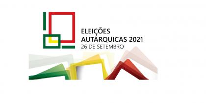 Eleições Autárquicas 2021 – Locais e horários de funcionamento das assembleias